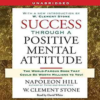 Success Through a Positive Mental Attitude cover art