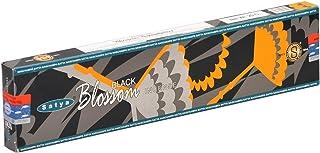 SATYA(サティヤ) ブラックブロッサム BLACK Blossom スティックタイプ お香 1箱 単品 [並行輸入品]