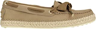 Tod's Luxury Fashion Womens MCGLCAB0000F7129E Beige Loafers | Season Outlet