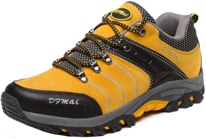 KemeKiss Men shoes Trekking Boots High Top Lace Up