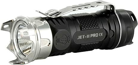 Jetbeam Jet II Pro Black/Silver - JBJET-IIPRO-AL
