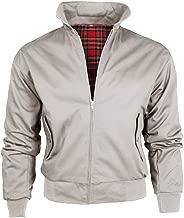 Kentex Online Men's Harrington UK Sizes Retro Smart Classic Jacket
