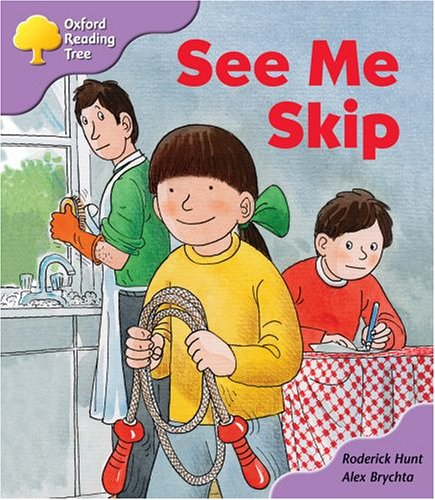Oxford Reading Tree: Stage 1+: First Phonics: See Me Skipの詳細を見る