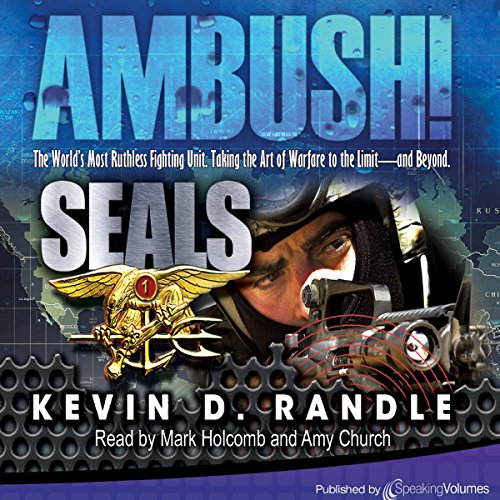 Ambush! audiobook cover art