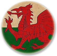 LARGE car bonnet side sticker wales welsh dragon vinyl van wall art decal graphi