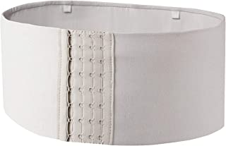 Women Tomboy Strapless Central Hook Built-in Elastic Band Chest Binder Breast Wrap