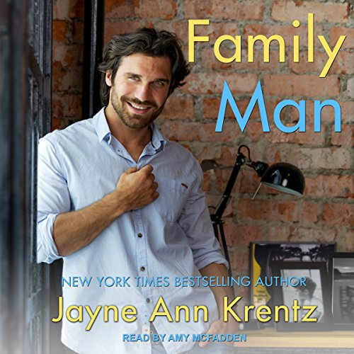 Family Man                   By:                                                                                                                                 Jayne Ann Krentz                               Narrated by:                                                                                                                                 Amy McFadden                      Length: 11 hrs and 28 mins     Not rated yet     Overall 0.0
