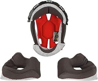 O'Neal Unisex-Adult 2 SRS Helmet met Liner and Cheek Pads XL (Black,