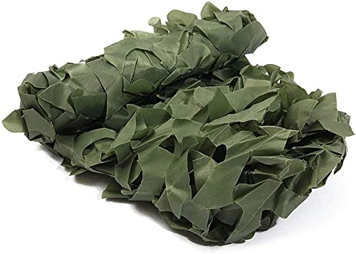 Armée Vert Camouflage Net Oxford Tissu Chasse Tir De Camping Caché Camping 2 M 3 M 5 M 7 M