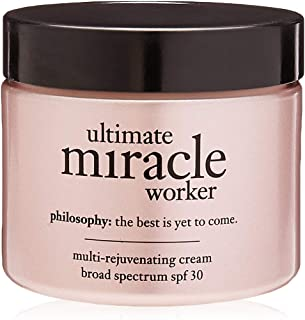 Philosophy Philosophy Ultimate Miracle Worker Multi-rejuvenating Cream Broad Spectrum Spf 30, 2 Oz