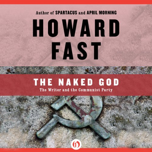 The Naked God audiobook cover art
