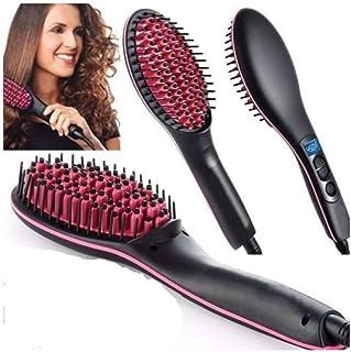 Professional Straight Artifact Ceramic Hair Straightening Brush