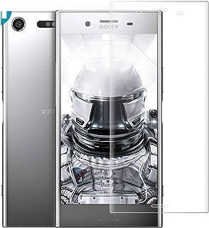 For Xperia XZ Premium ガラスフィルム エクスぺリア XZ Premium SO-04J 専用 フィルム 改良型 液晶強化ガラス 最高硬度9H 高い光透過率 3D Touch対応 飛散防止 指紋防止 気泡防止 対応