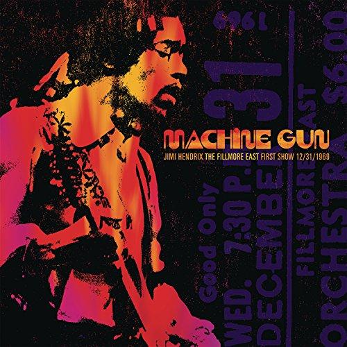 Machine Gun: The Fillmore East First Show 12 31 1969 (Versione Doppio Vinile)