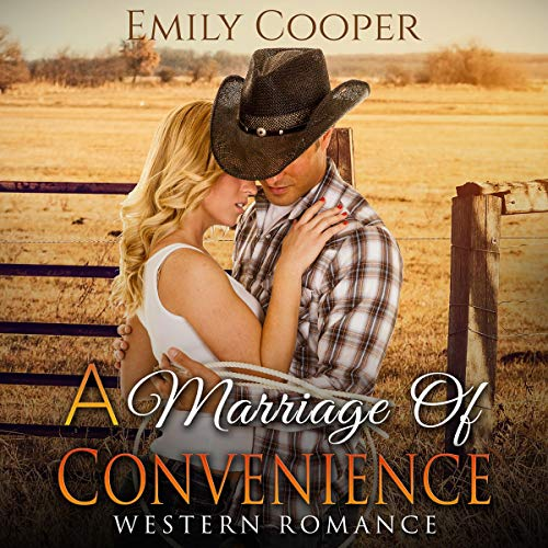 A Marriage of Convenience: Western Romance cover art