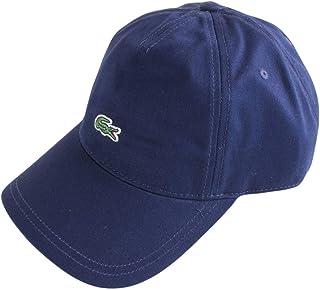 6fcccd20a4 Lacoste Homme Casquette de Baseball avec Logo, Bleu