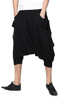 Best mens drop crotch shorts Reviews