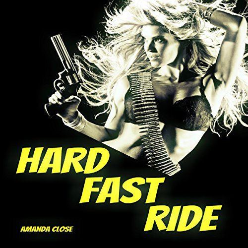 Hard Fast Ride audiobook cover art