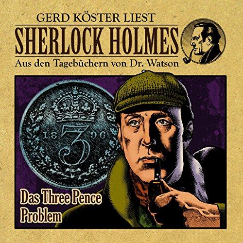 Das Three Pence Problem cover art