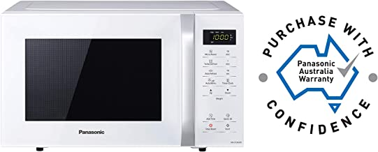 Panasonic NN-ST34HWQPQ Microwave Oven, White, NN-ST34HWQPQ