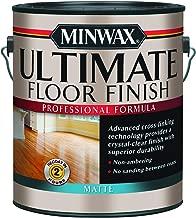 Minwax 131040000 Ultimate Floor Finish, 1 Gallon, Matte