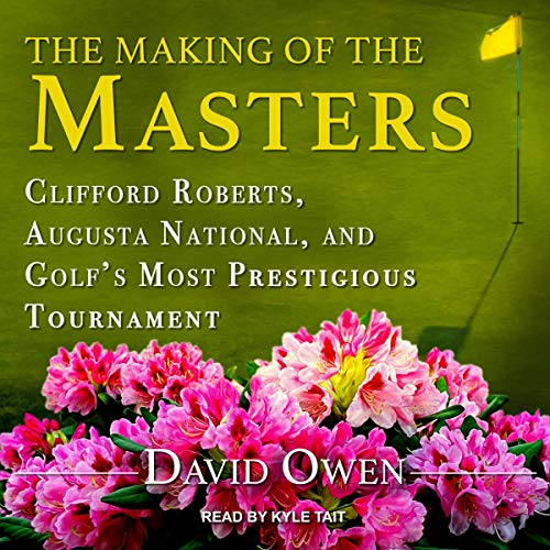 The Making of the Masters audiobook cover art