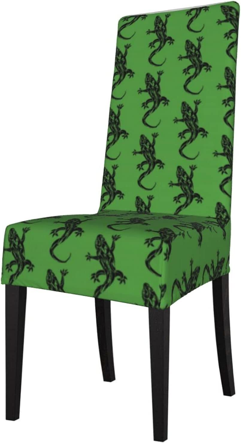 QUAVZI 2PCS Stretch lowest price Chair Covers for Dining Dedication Ge Tribal Green Room