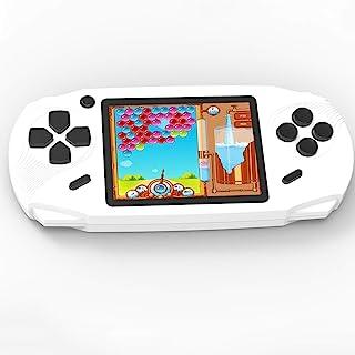 Beijue 16 Bit Handheld Games for Kids Adults 3.0'' Large Screen Preloaded 100..
