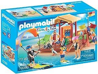 PLAYMOBIL- Family Fun Playset de Figuras, Color carbón (70090)
