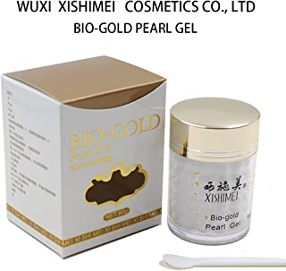 XISHIMEI,BIO-GOLD PEARL GEL, Moisturize,Anti-wrinkle,Anti-aging,Spot fading treatment,2 oz
