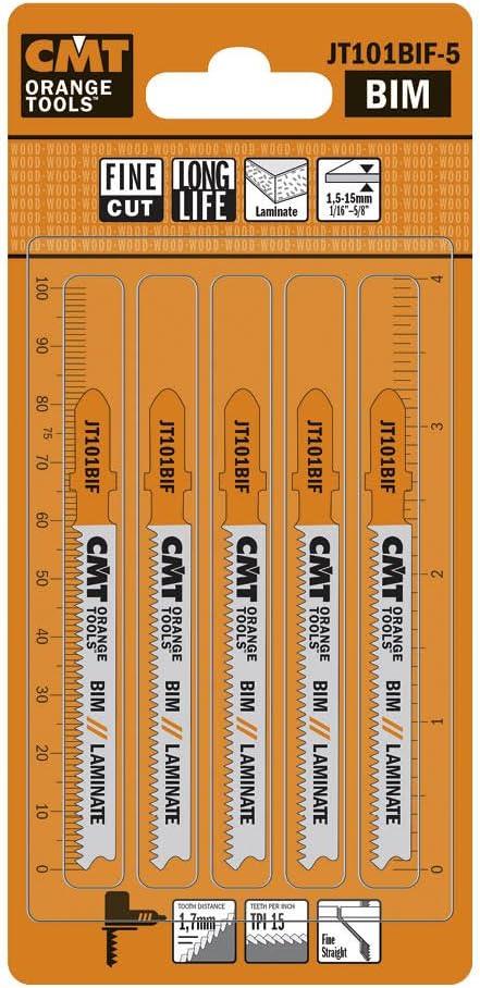 CMT online shop JT144D-25 Jig Saw Blades 25-Pack Wood for – Popular standard