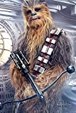 Star Wars The Last Jedi-Chewbacca Bowcaster Maxi Poster