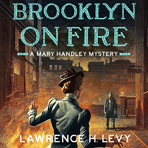 Brooklyn on Fire audiobook cover art