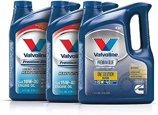Valvoline 885382 Engine Oil, 3 Pack