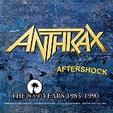 Aftershock: The Island Years 1985–1990 von Anthrax