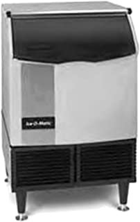 Best Ice-O-Matic New 238lb/24 Commercial Half Cube Ice Maker Machine Undercounter Air Cooled, 70 lb, Silver Review