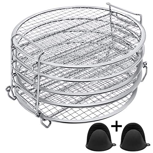 Best Price! Dehydrator Rack Dehydrator Stand Foodi - Dehydrator Rack for Ninja Foodi Pressure Cooker...