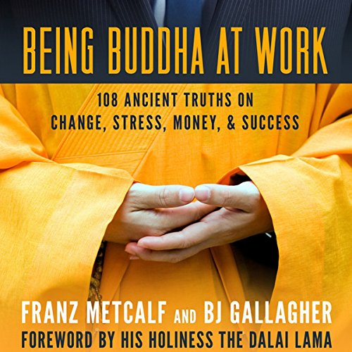 Being Buddha at Work cover art