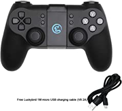 GameSir T1d Controller,Remote Controller Joystick for DJI Tello Drone ios7.0+ Android 4.0+ (T1d for Tello only)