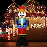 Christmas Inflatable Nutcracker Soldier 6.23...