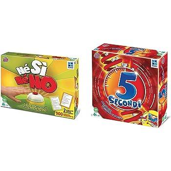 Ne/' Si Ne/' No Gioco Da Tavolo MB678552 GRANDI GIOCHI