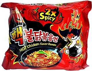 Best hot chicken ramen 2x Reviews