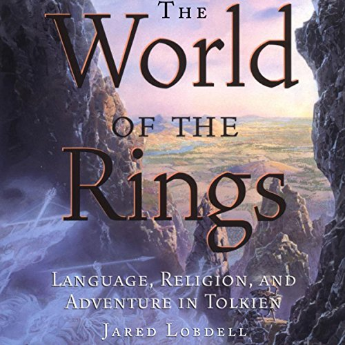 The World of the Rings audiobook cover art