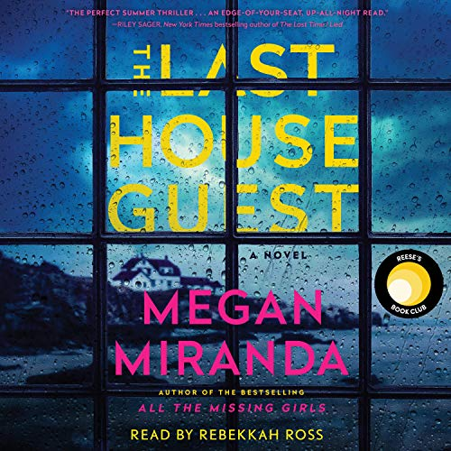 Page de couverture de The Last House Guest