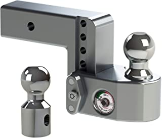 Weigh Safe WS4-2.5 Adjustable Ball Mount with 4