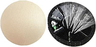 mit Paillettenkleber Pasties mit Quaste wiederverwendbar WARMTOWER Silikon-BH mit Pailletten