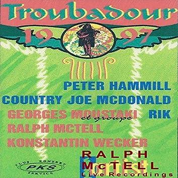 Live at Troubadour Festival 1997 (Live)