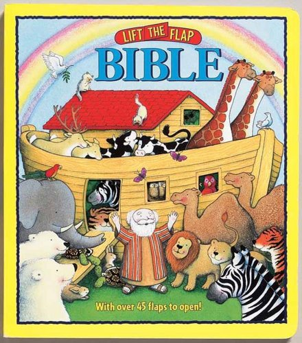 Lift-the-Flap Bible (Lift-The-Flap Book)の詳細を見る