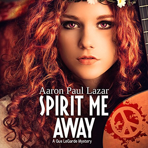 Spirit Me Away audiobook cover art