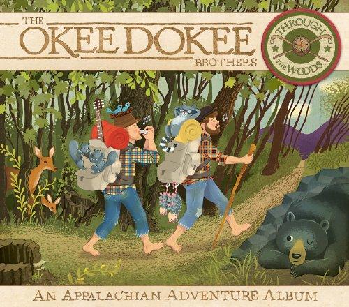 Through the Woods: An Appalachian Adventure Album (CD+DVD)